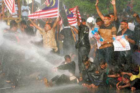 malaysia-protest